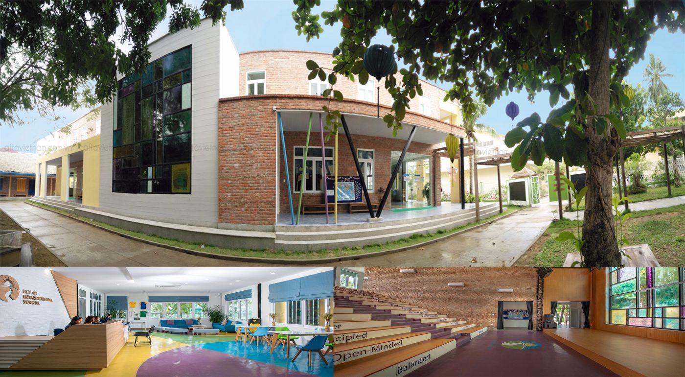 AFTA Thi Công Trường Song Ngữ Quốc Tế Hội An Quảng Nam 6