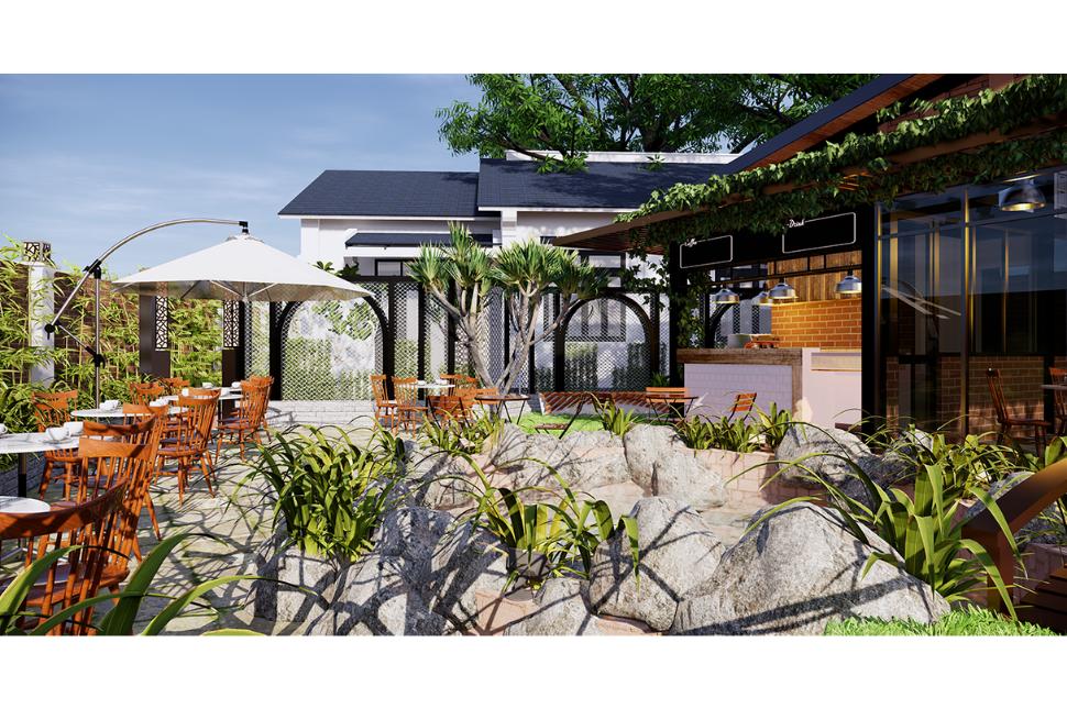 AFTA Thiết Kế Quán Cafe Đà Nẵng Đẹp 10