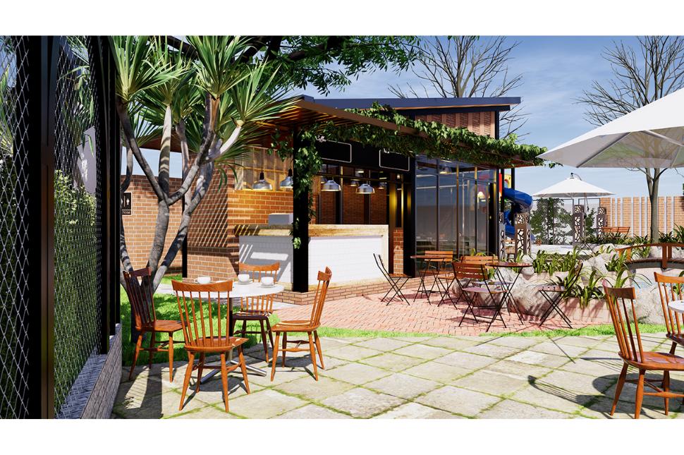 AFTA Thiết Kế Quán Cafe Đà Nẵng Đẹp 2