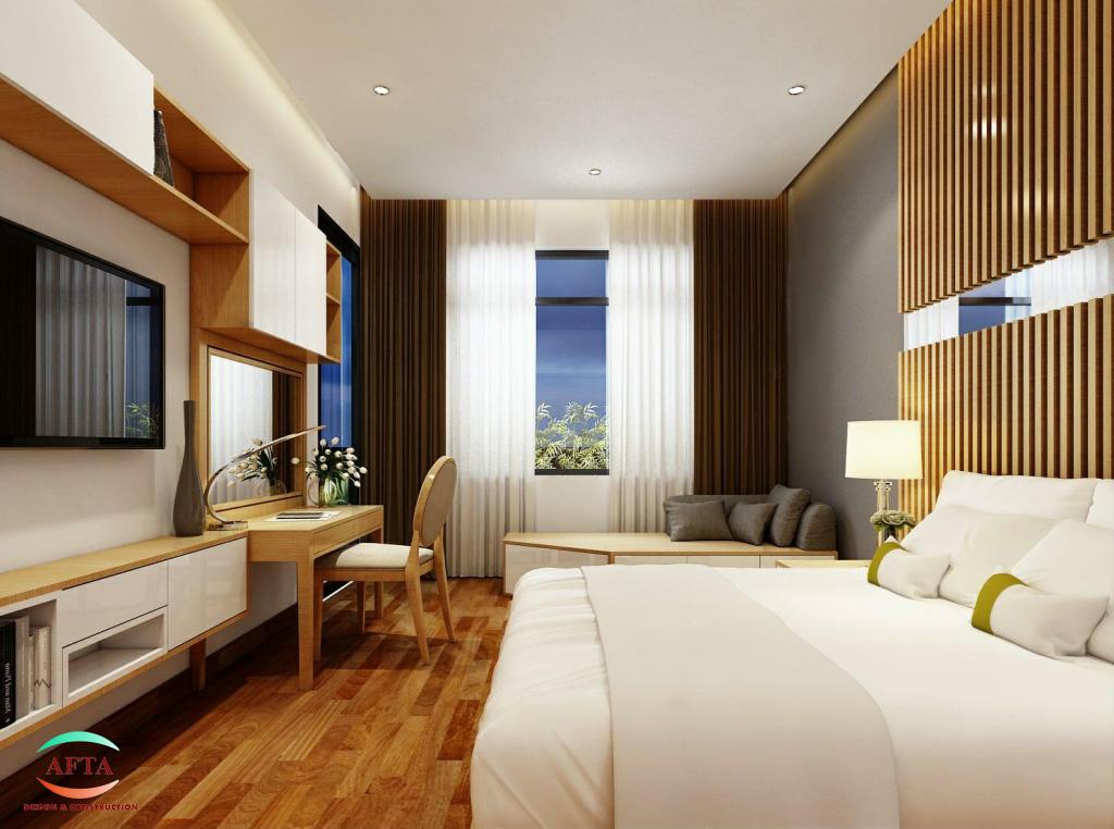 Thiết kế nội thất khách sạn Đà Nẵng