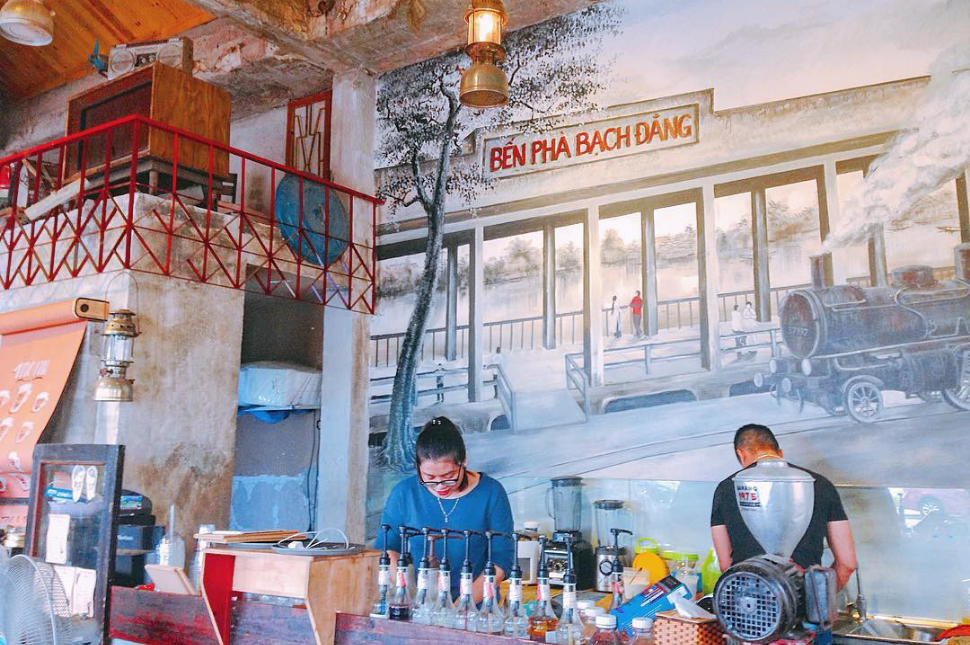 Thiết Kế Quán Cafe Cóc Đẹp 5