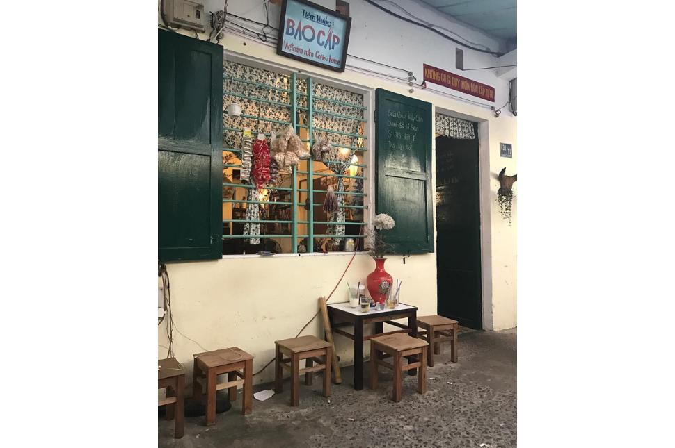 Thiết Kế Quán Cafe Cóc Đẹp 6