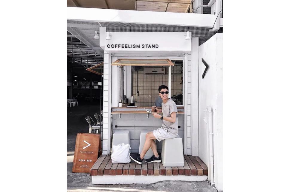 Thiết Kế Quán Cafe Take Away Đẹp 4
