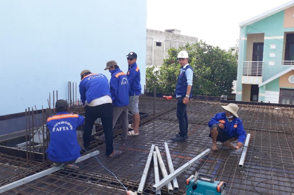 Xây dựng căn hộ Đà Nẵng