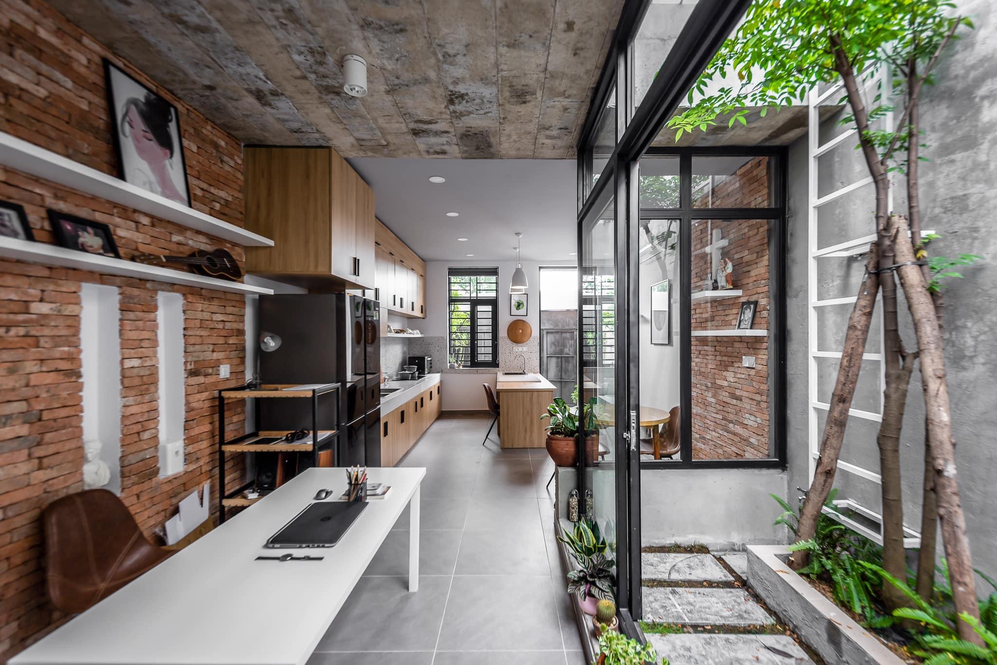 Mặt bằng công năng thiết kế nhà Đà Nẵng