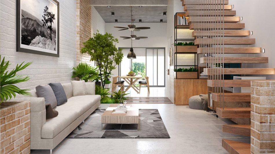 Lưu Ý gió và ánh sáng khi thiết kế nhà Đà Nẵng