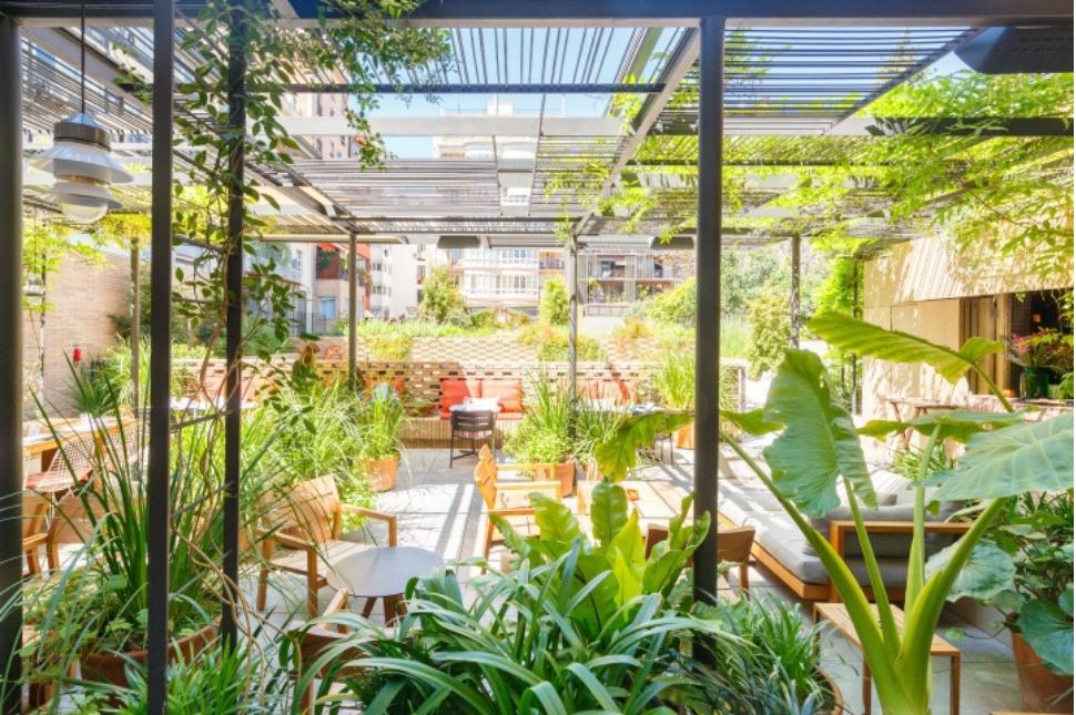 quán cafe sân vườn nhỏ đẹp