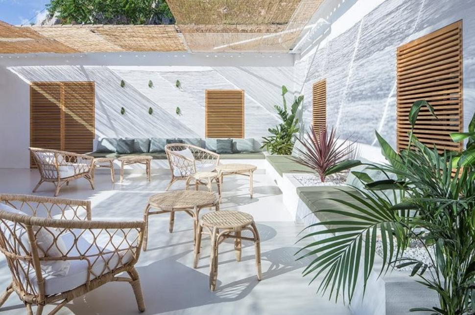 chi phí xây dựng quán cafe sân vườn