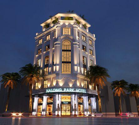 khách sạn tân cổ điển