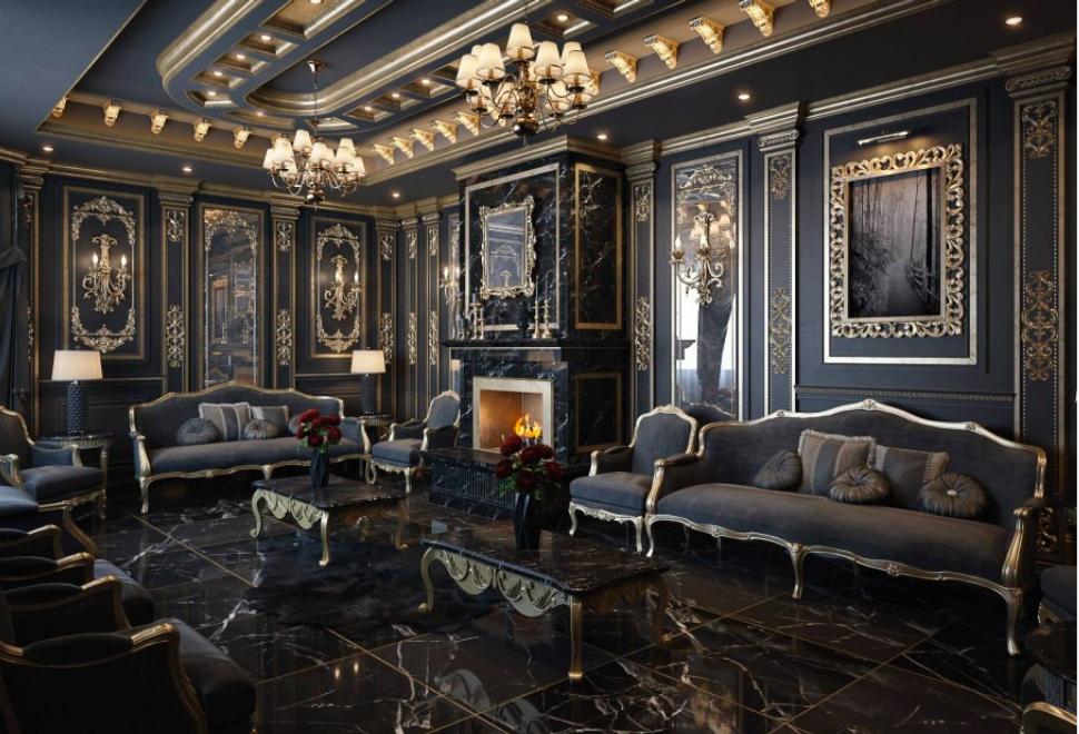 thiết kế nội thất đẹp hiện đại Đà Nẵng