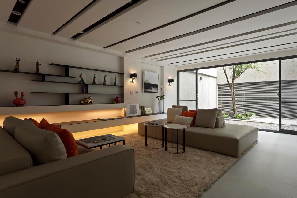 các phong cách thiết kế nội thất hiện đại
