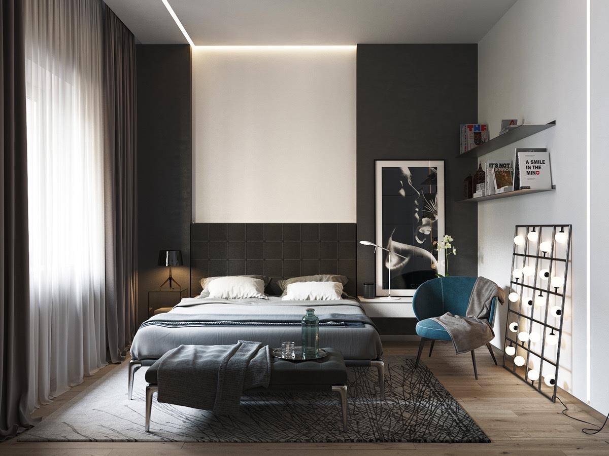 Nội thất phòng ngủ 7m2