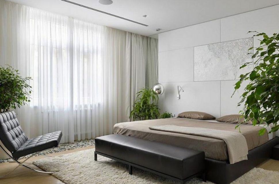 Mẫu 3 - Phòng ngủ có diện tích 16m2.