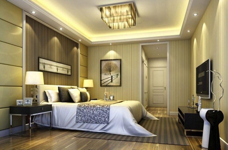 Mẫu 2 - Phòng ngủ có diện tích 20m2.