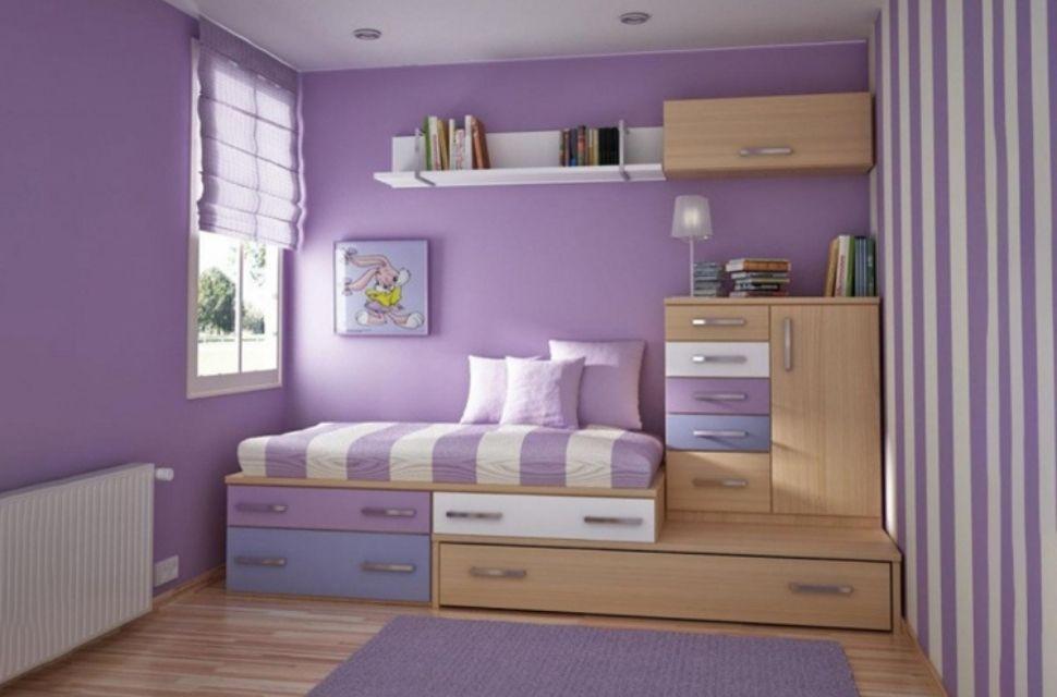 Phòng ngủ có diện tích 5m2 - Sử dụng nội thất đa năng rất hữu hiệu cho phòng ngủ nhỏ