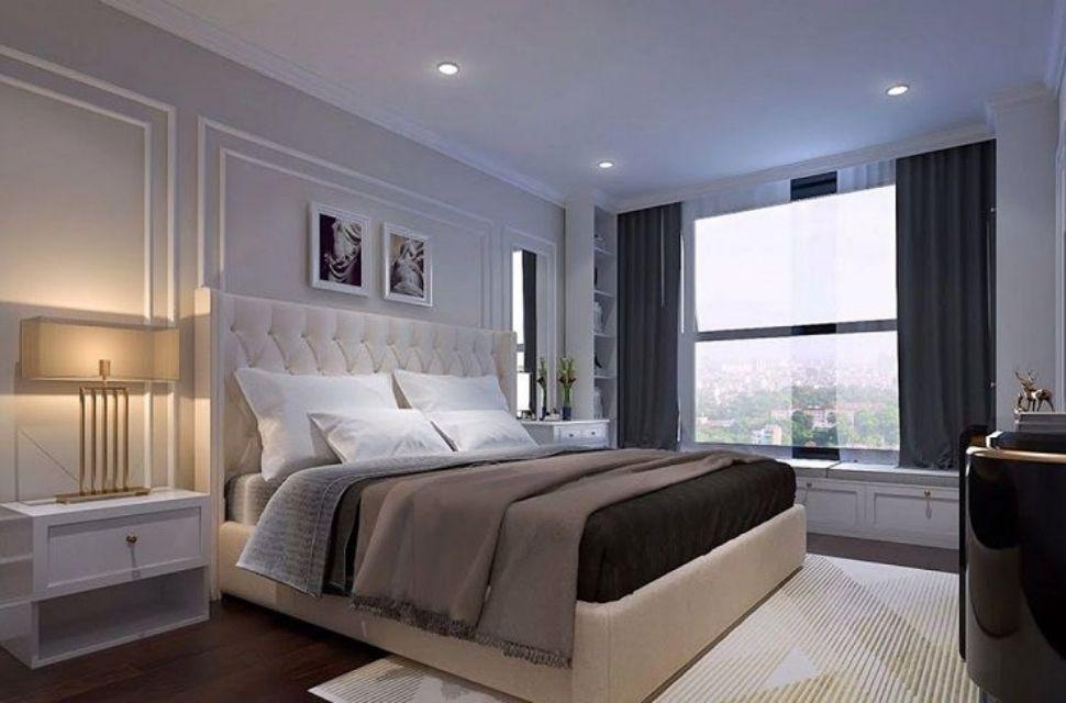 Mẫu 1 - Phòng ngủ cho người lớn.