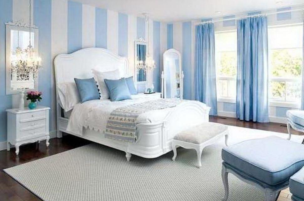 Mẫu 5 - Phòng ngủ cho người lớn, nội thất phòng ngủ đơn giản hiện đại